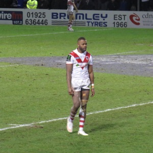 Tallest man in Rugby League?