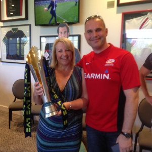 Steve and the LV Cup