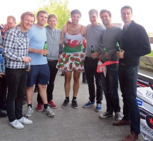 A Stag Party - I hope!