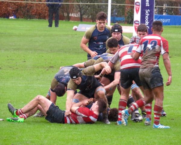 Whitgift School Rugby Union: 1st XV vs St Joseph's College
